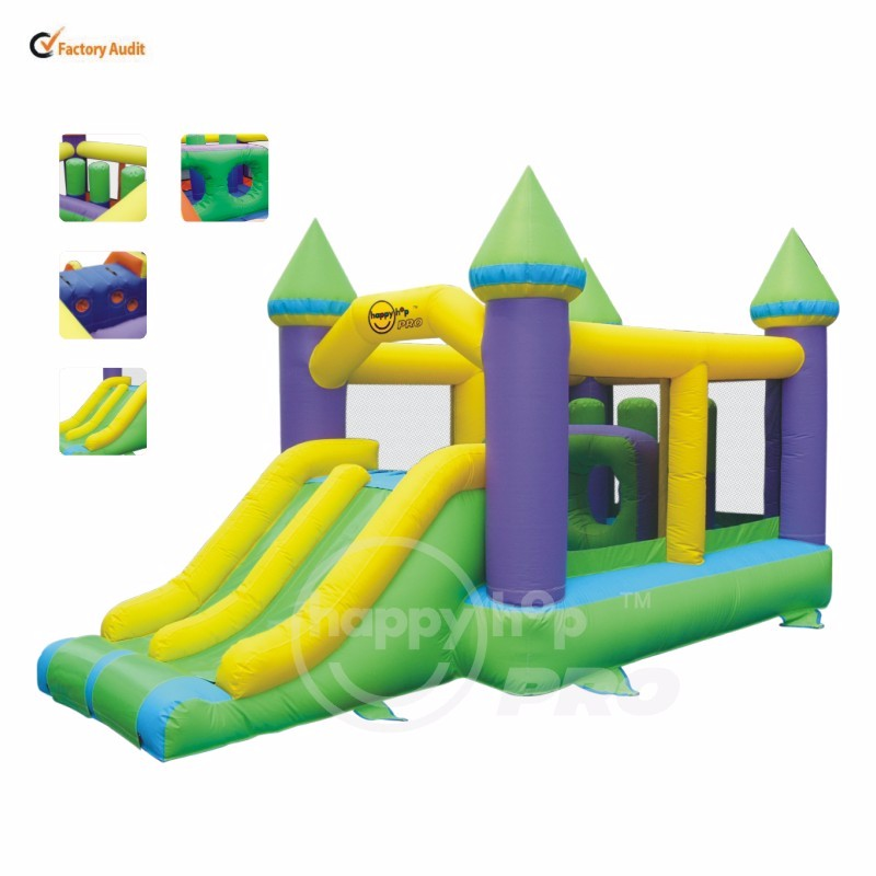 1006B-Super Bouncer and Slide Castle II
