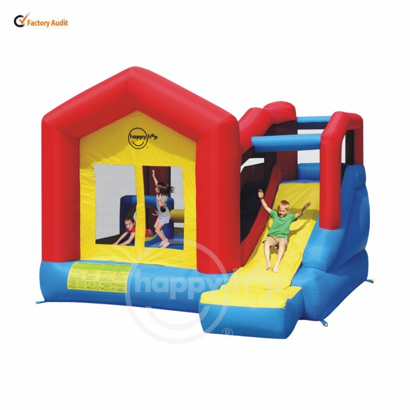 9064N-Climb and Slide Bouncy House