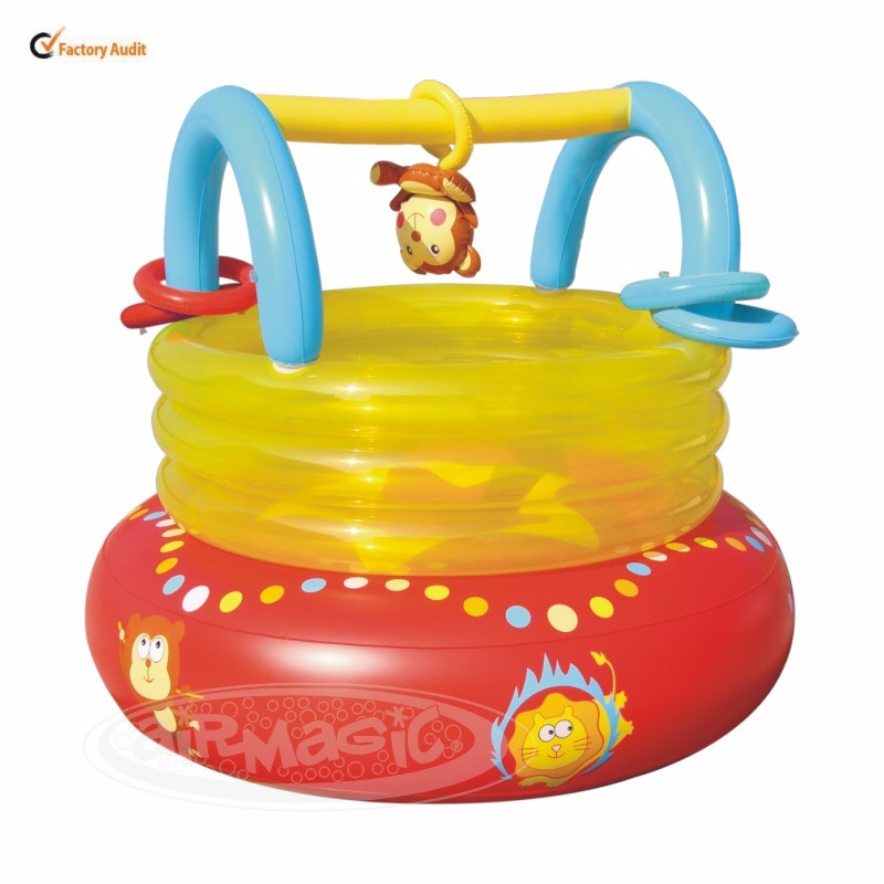 Inflatable Toy-8203 Baby Jungle Gym