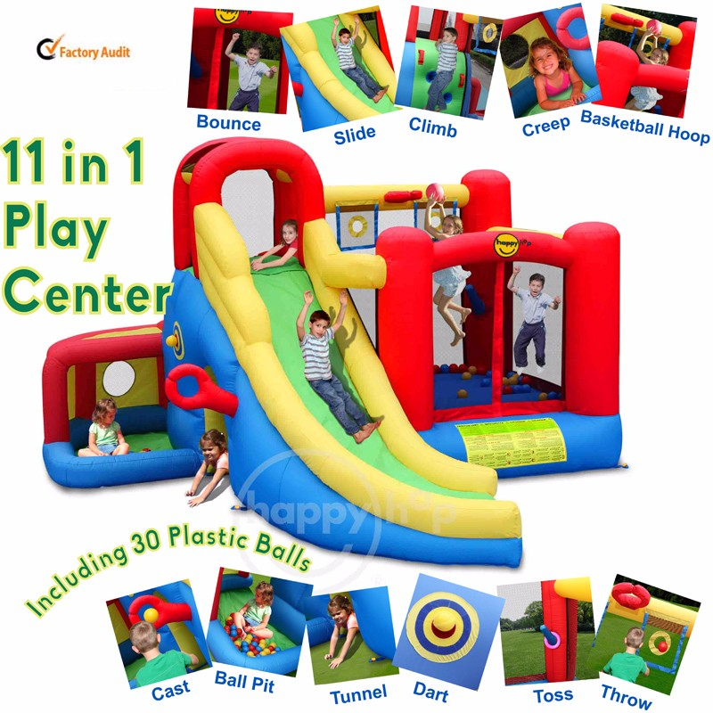 9406--11 in 1 Play Center