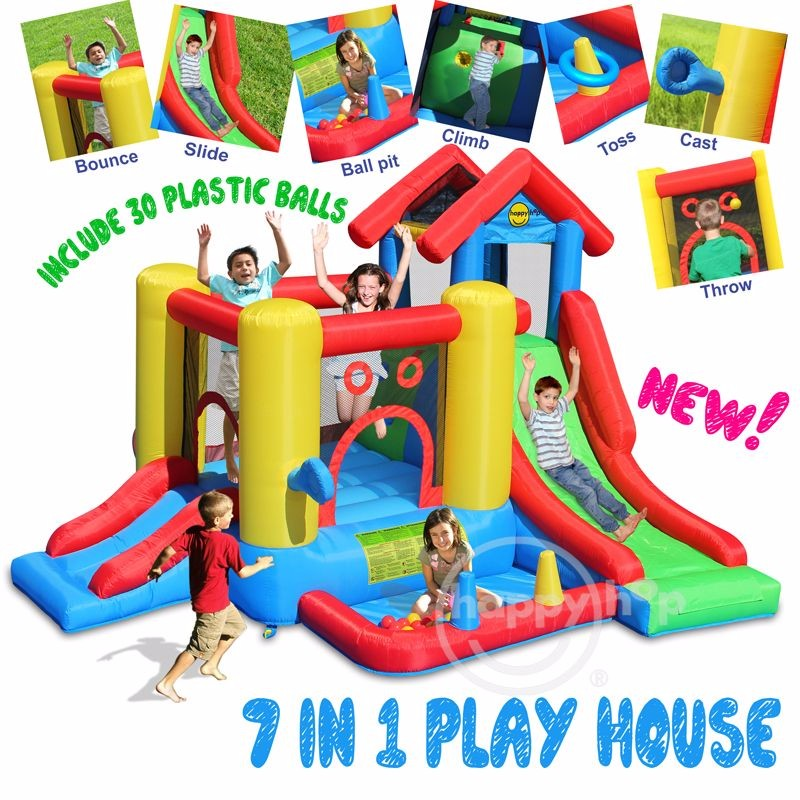 9019--7 in 1 Play House