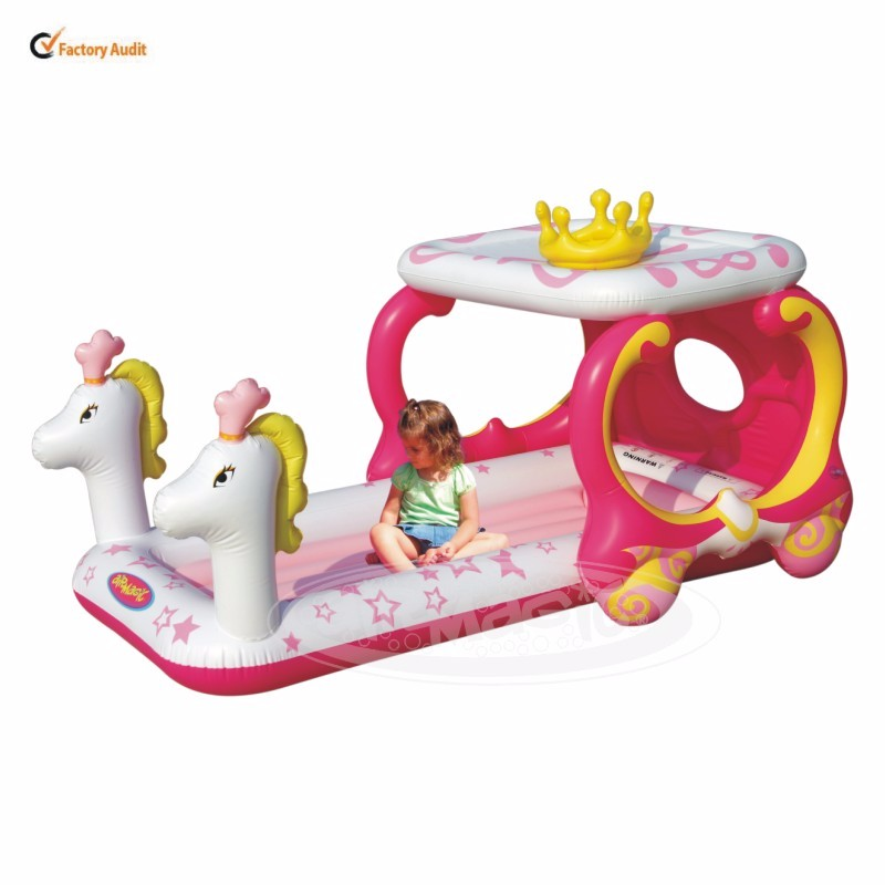 PVC Inflatable-8201 Princess Carriage