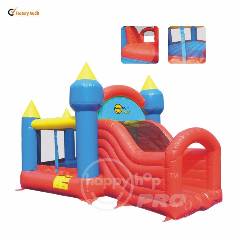 1008B-Super Castle Bouncer with Slide III