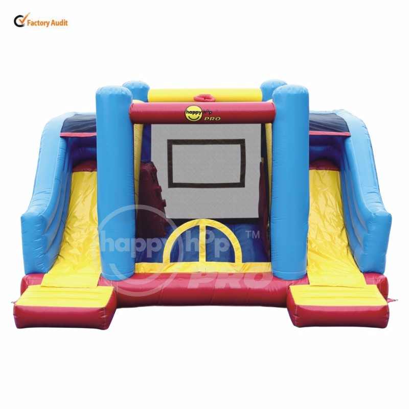 1017-Super Bouncer with Double Slide