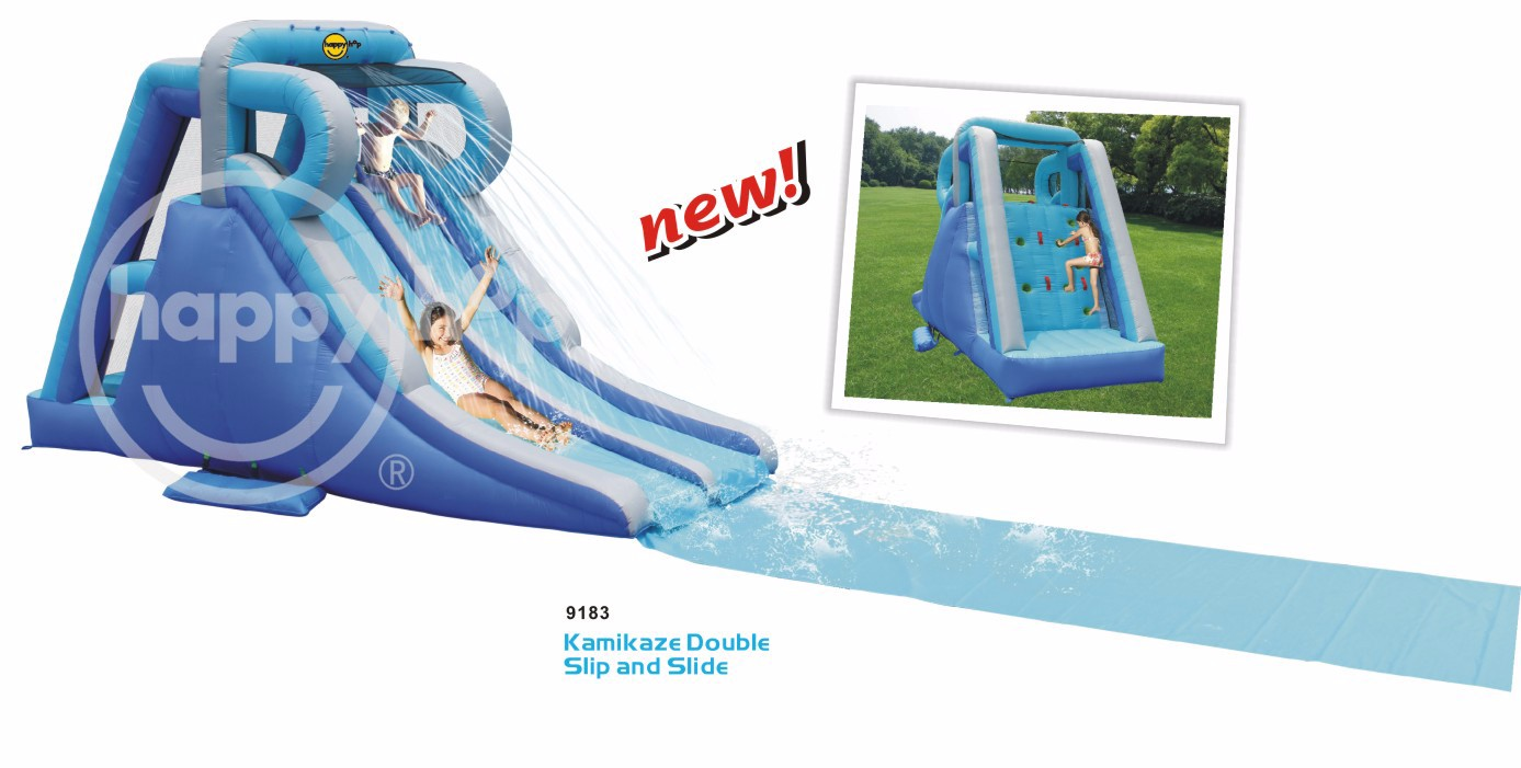 9183-Kamikaze Double Slip and Slide